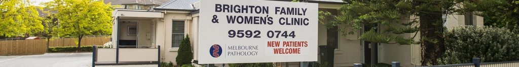 contact brighton womens clinic