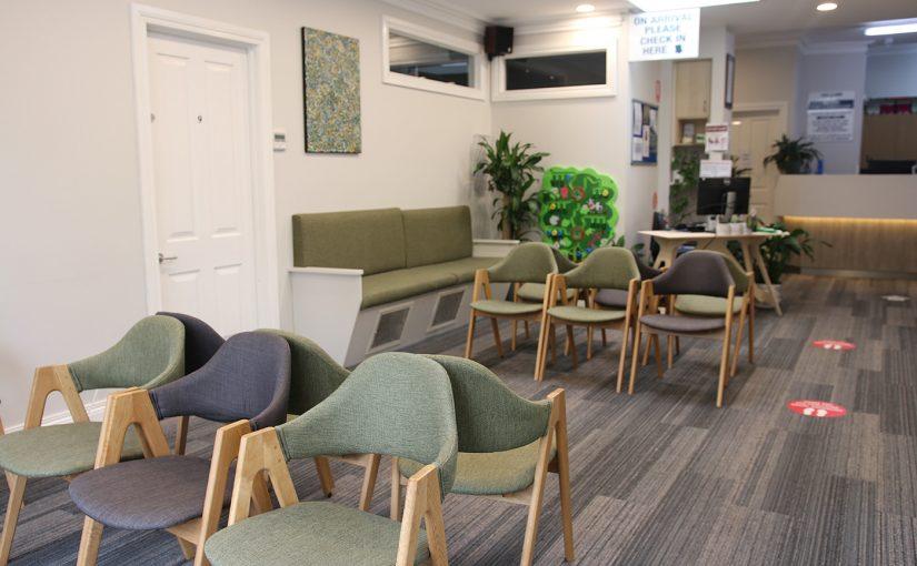BFWC waiting room 2021
