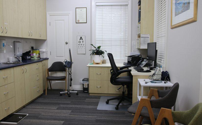 BFWC Doctor Room