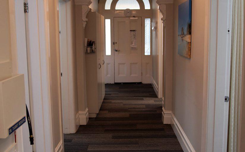BFWC Hallway 2021